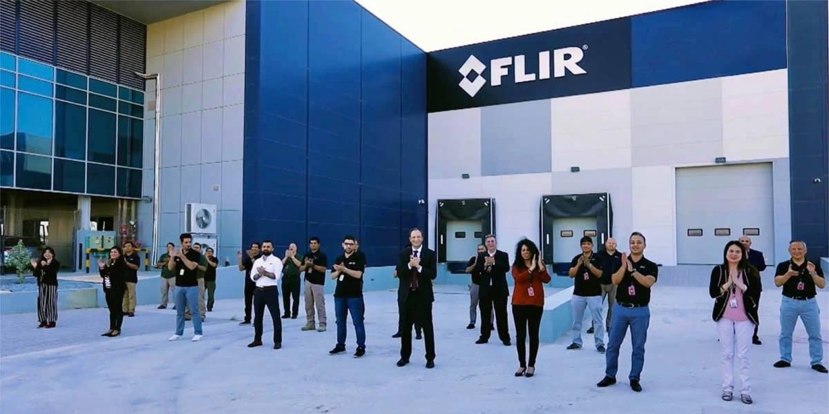 FLIR service center Dubai