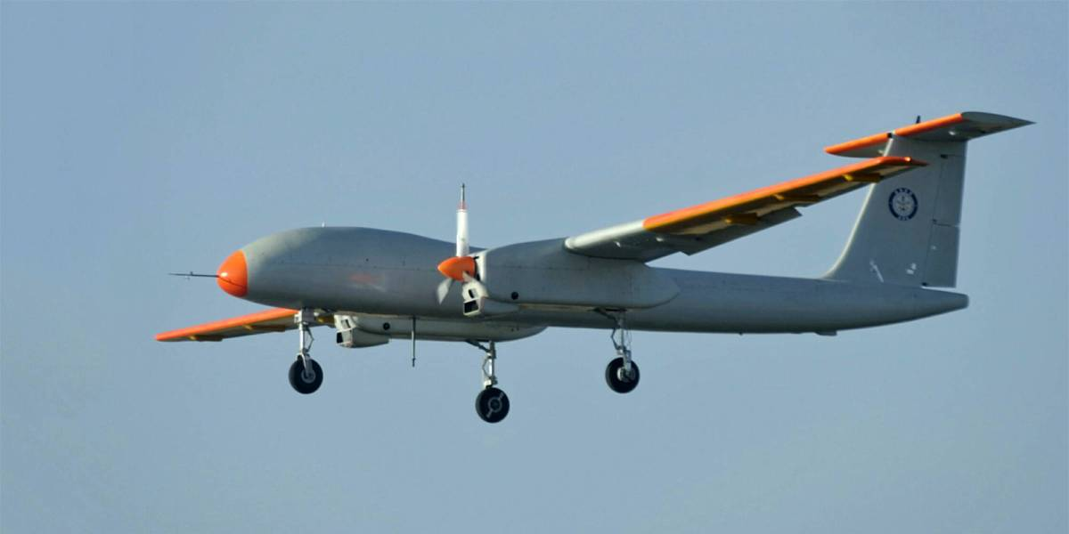 India's Rustom-2 drone