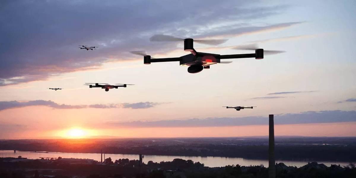Israel delivery drones trial