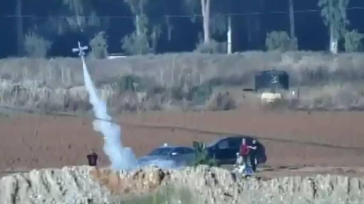 Israeli citizens suicide drones