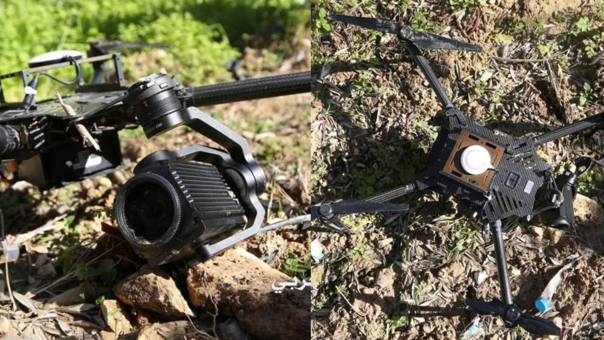 Lebanon's Hezbollah Israeli drone