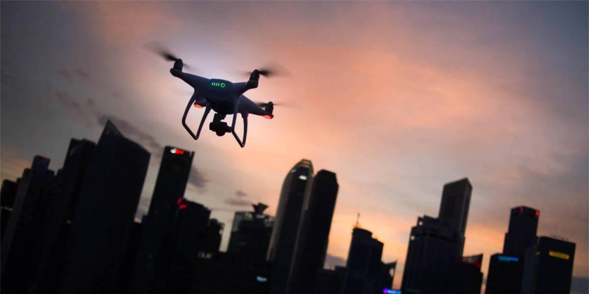 Pakistan drones monitor highways
