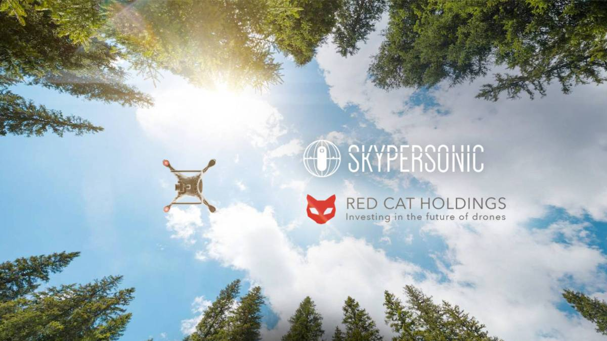 Red Cat Holdings Skypersonic