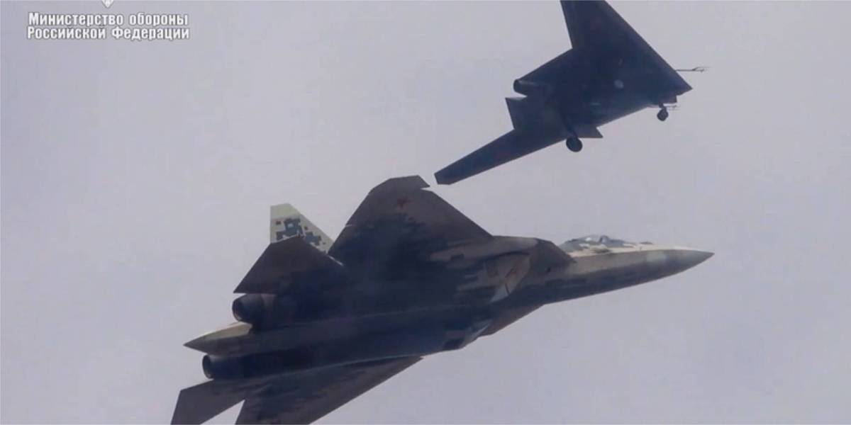 Russia drones fighter jets