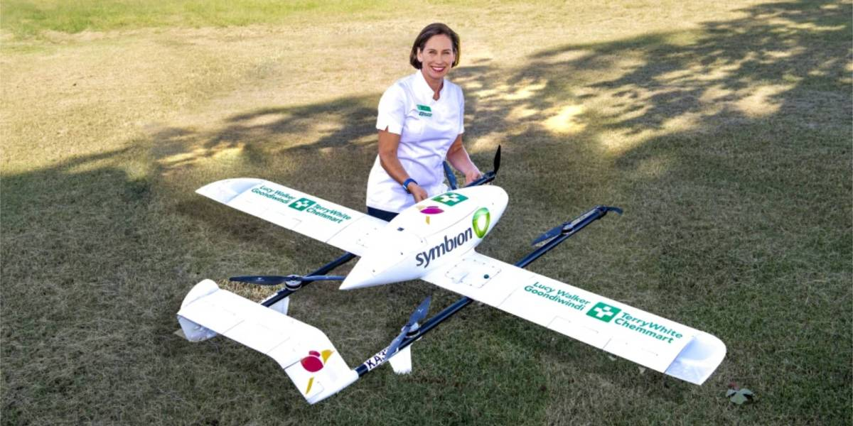 Swoop Aero drone delivery