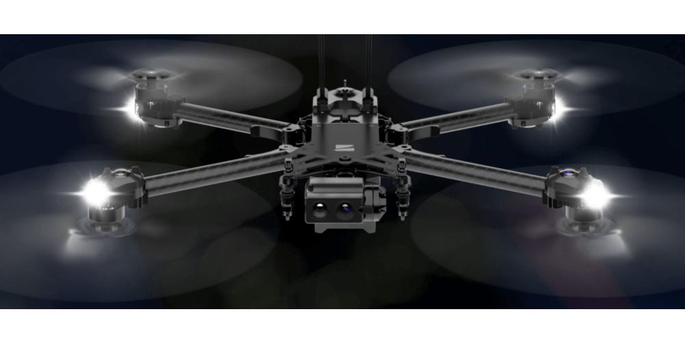 Costa Rica drones drug