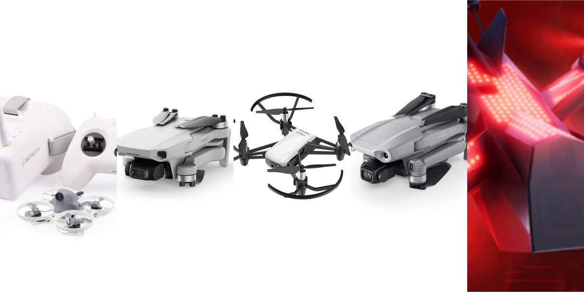 best drones early 2021