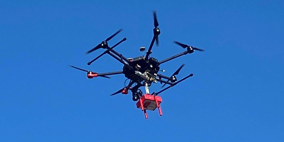 A2Z drone deliveries DroneUp