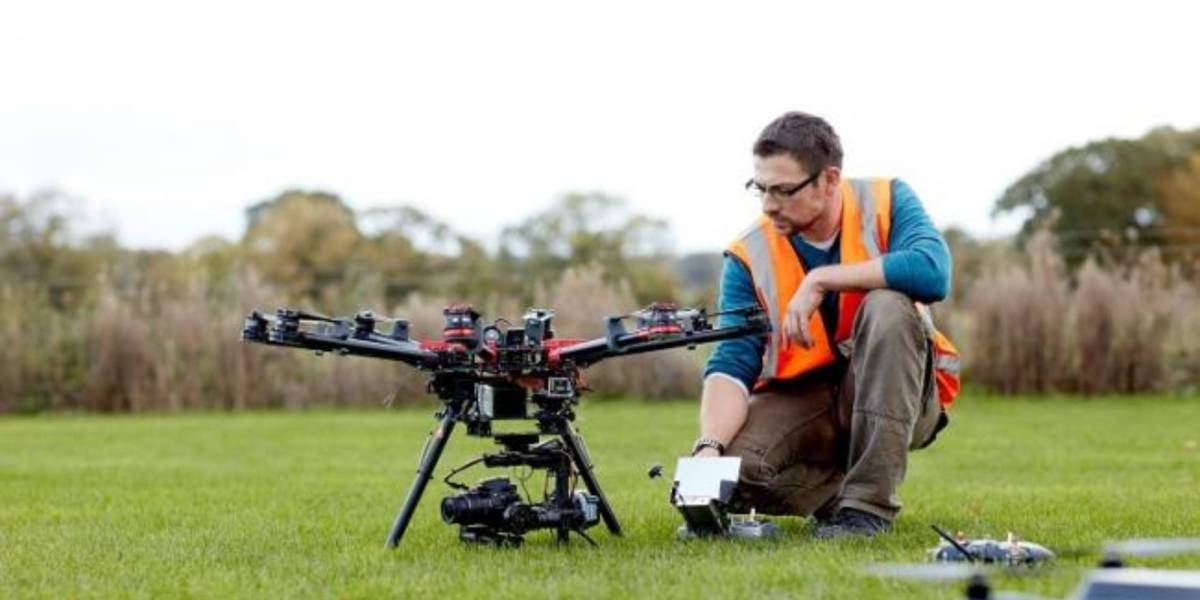 Agriculture drones regulations