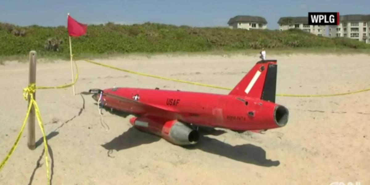 Air Force's drone Florida beach