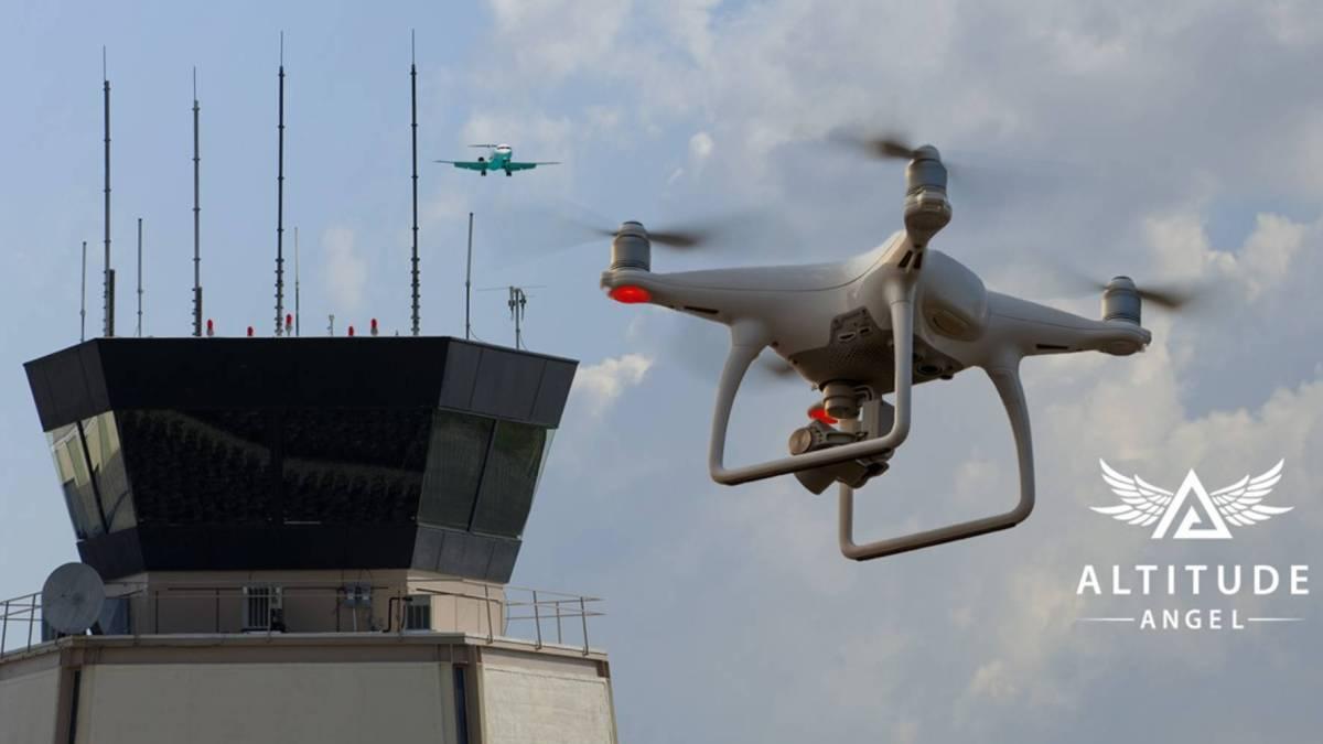 UTM drone operation Sweden