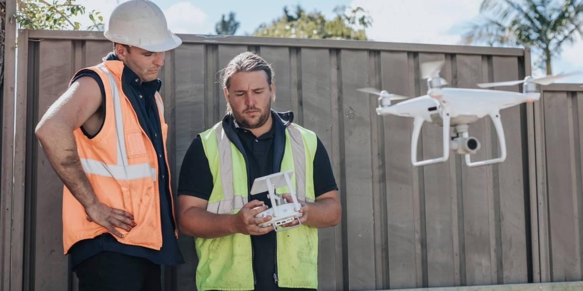 Australian drone pilots approval