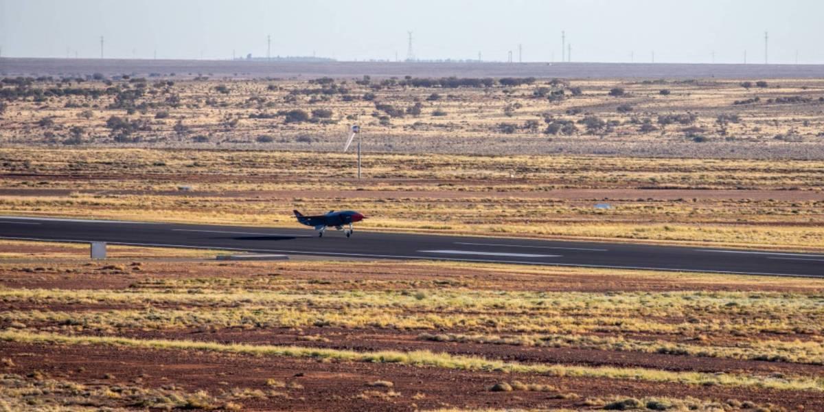 Boeing's Loyal Wingman drone