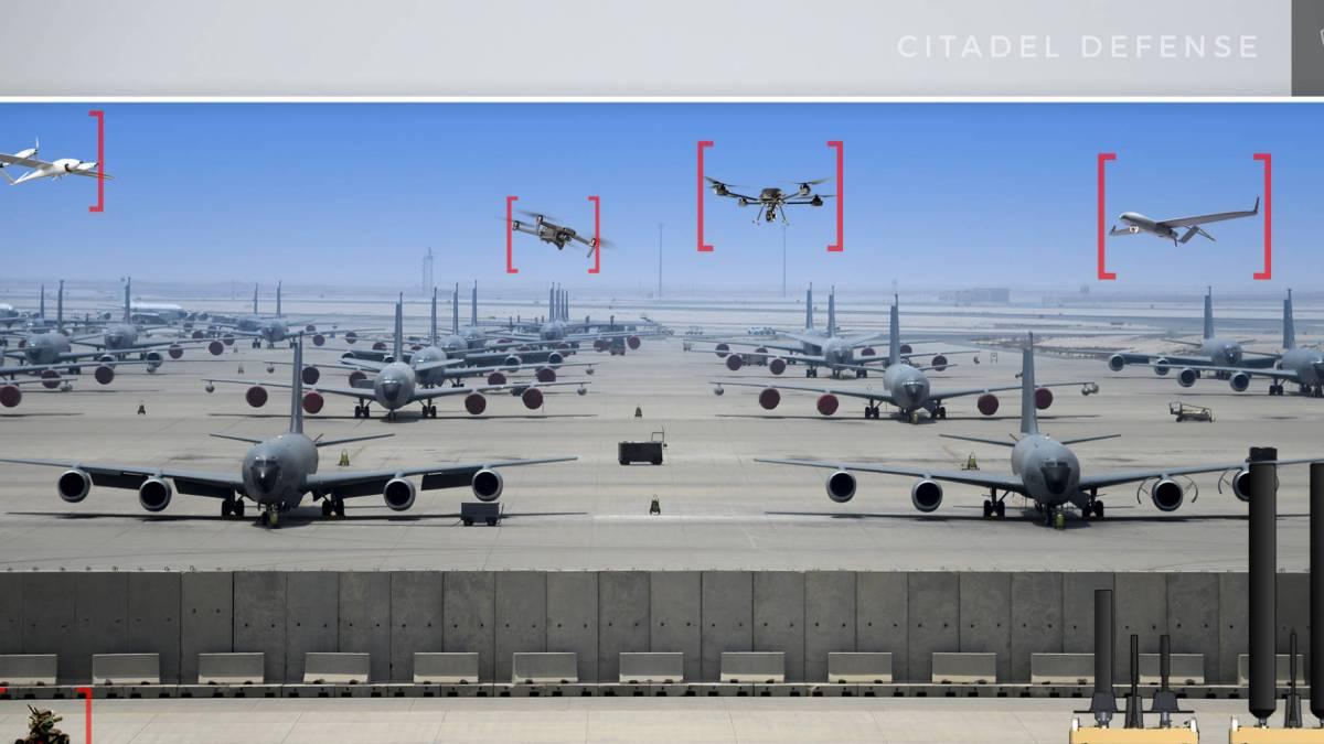 Citadel counter-drone U.S. DoD