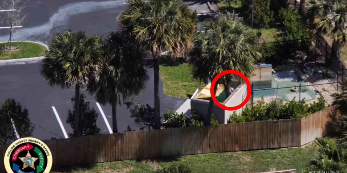 Collier County Sheriff drone