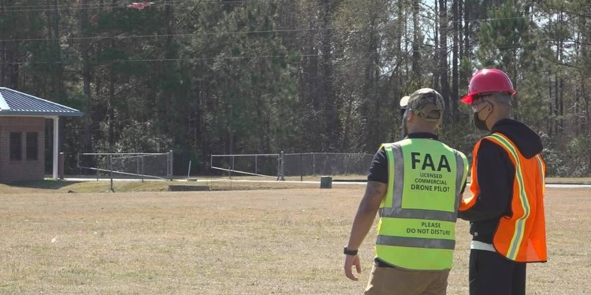 Crestwood School drone program