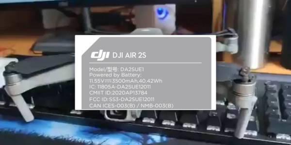DJI AIR 2S Mavic 3