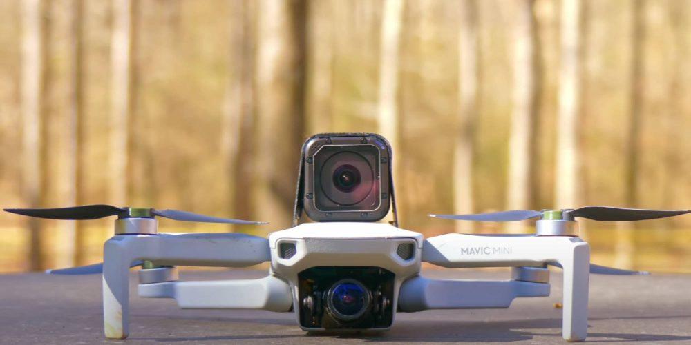 DJI Mavic Mini FPV drone