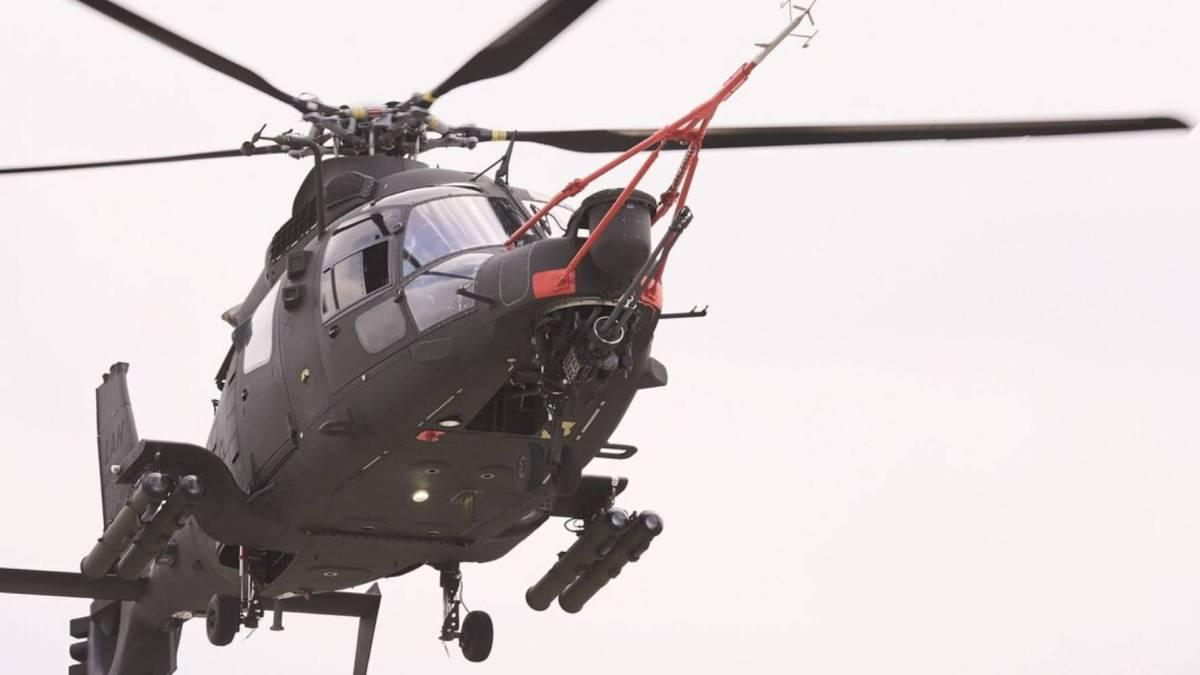 Korean Israeli drones helicopters