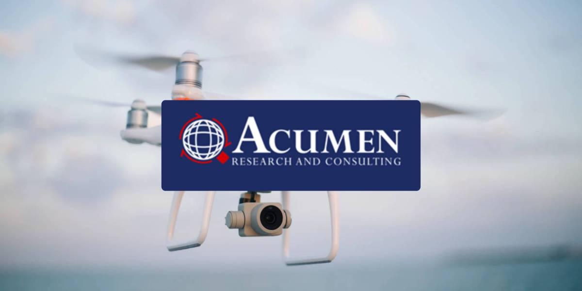Medical drone market 2027