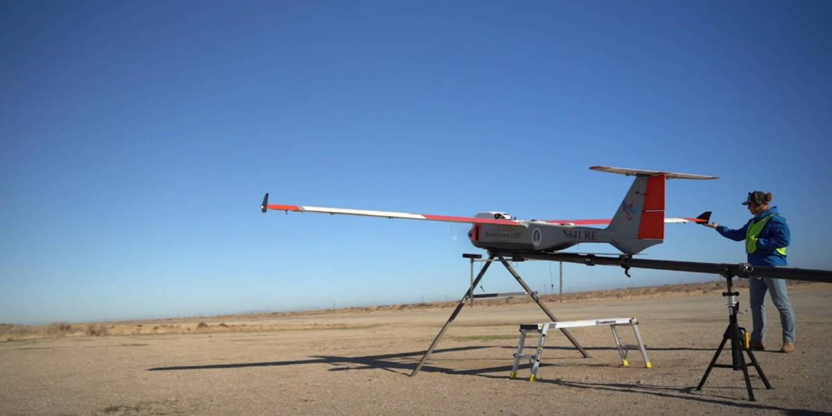NASA compact radars drones