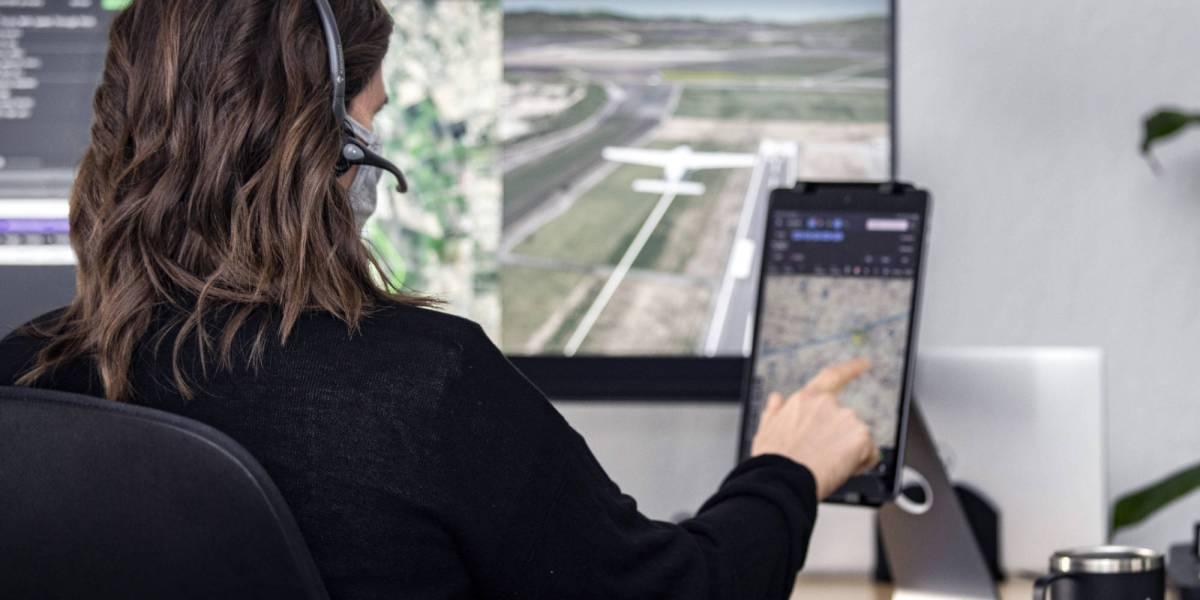 Reliable Robotics flight private