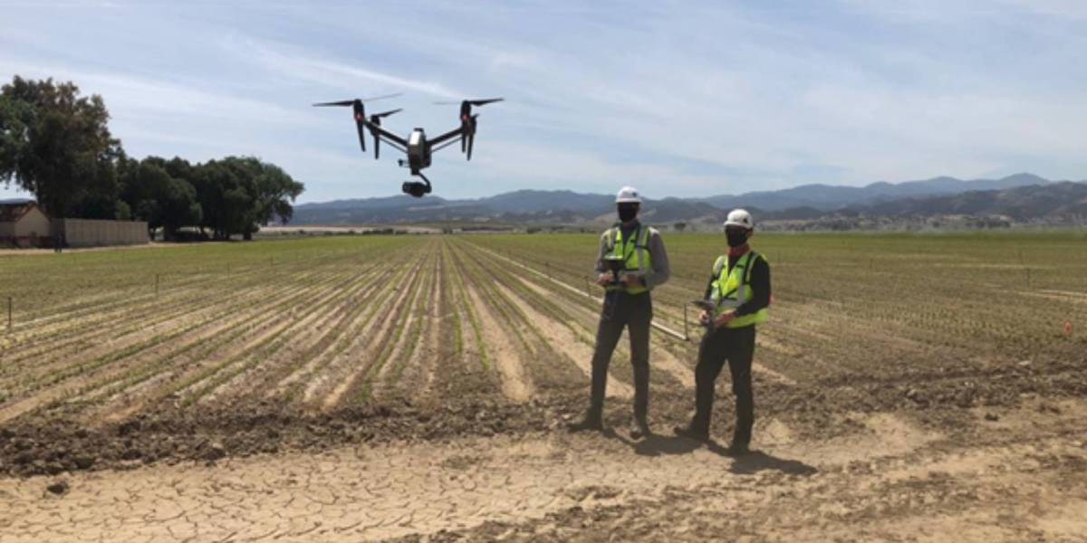SSEN Transmission drones inspections