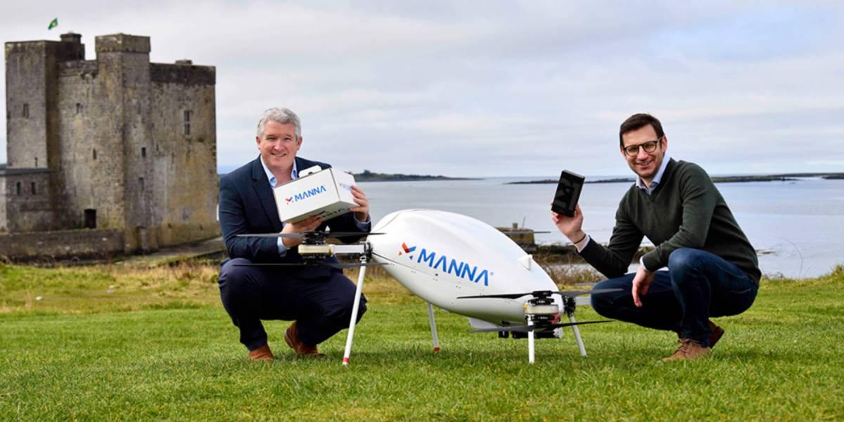 Samsung Galaxy drone Ireland