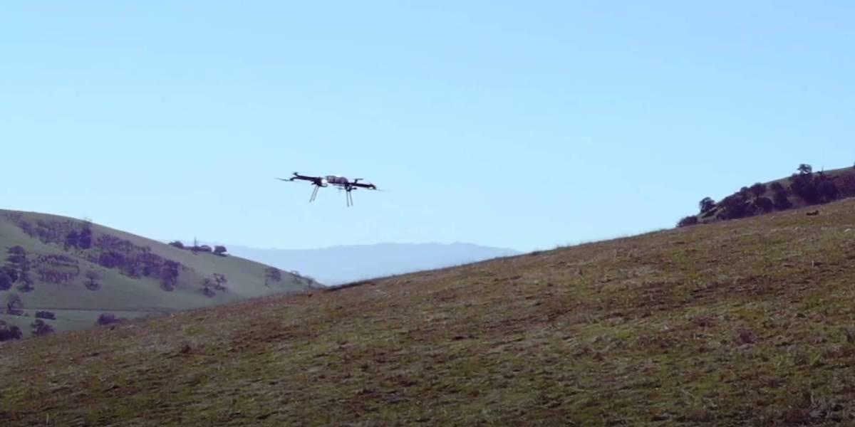 Skyfront drone endurance record