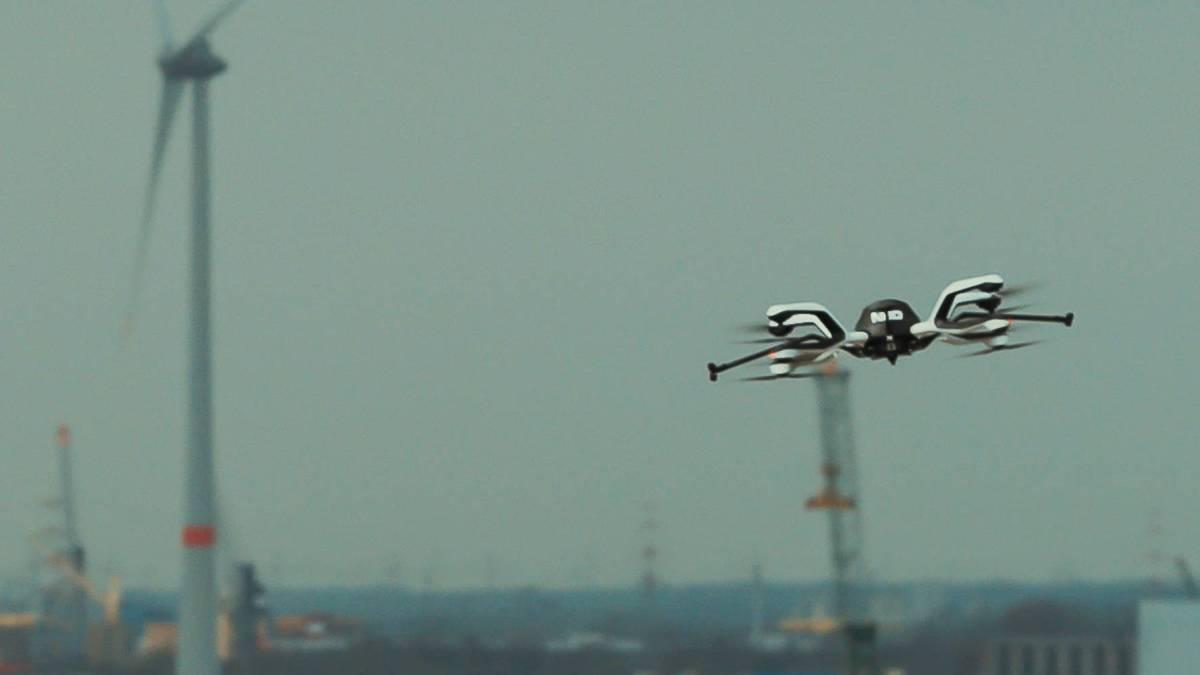 Unifly Port Antwerp's UTM