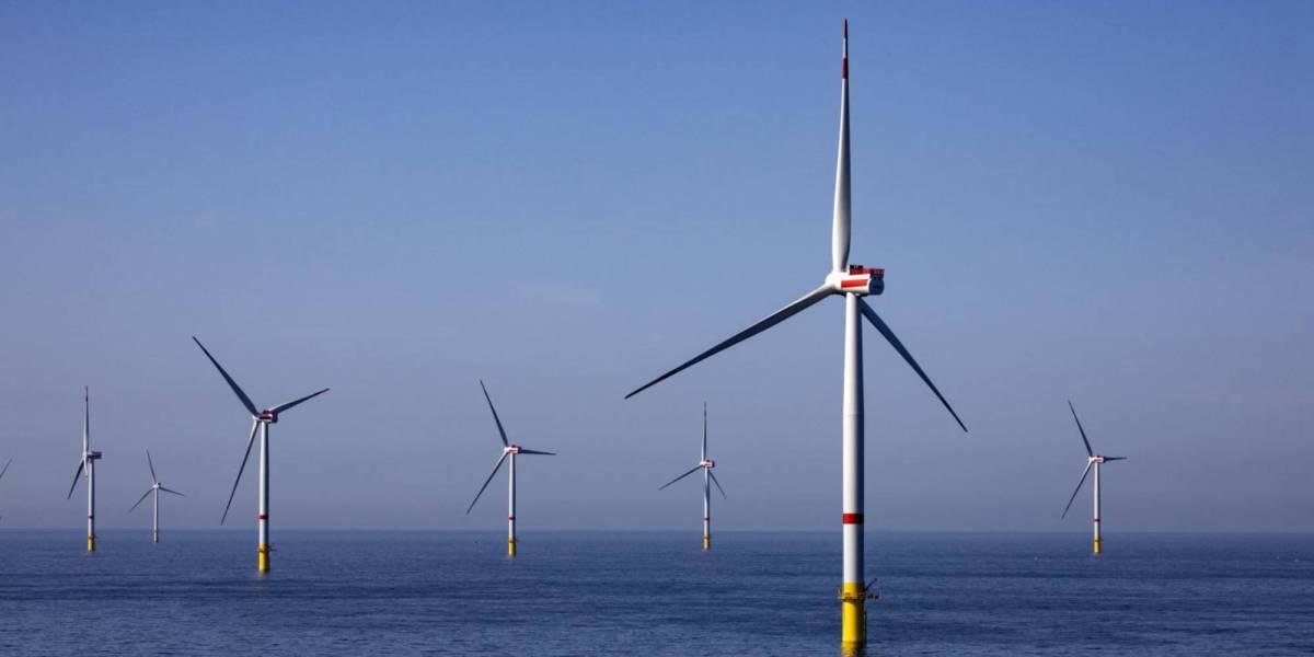 rescue drones wind farm