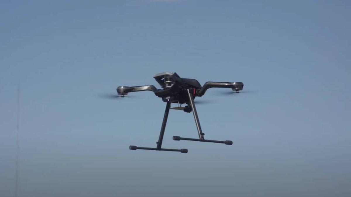 AT&T innovation studio drones