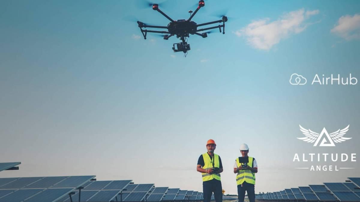 teaching drone piloting