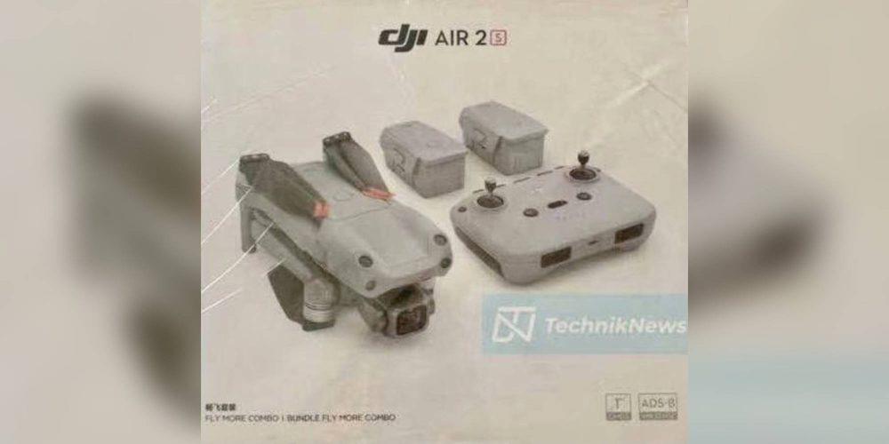 DJI Air 2S combo