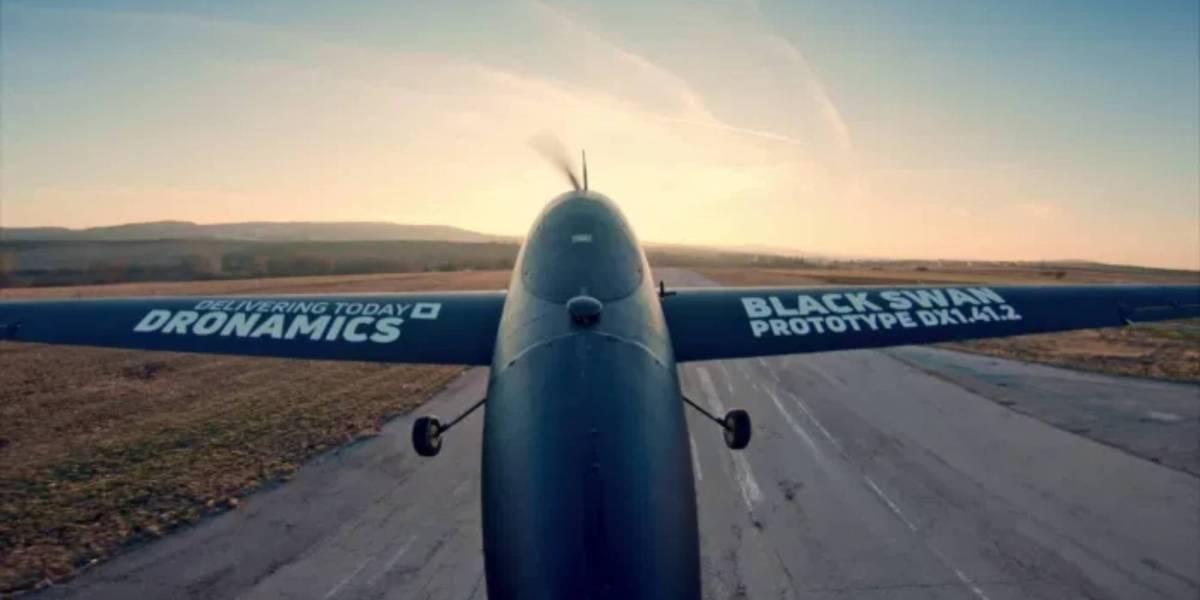 DRONAMICS cargo drone airline