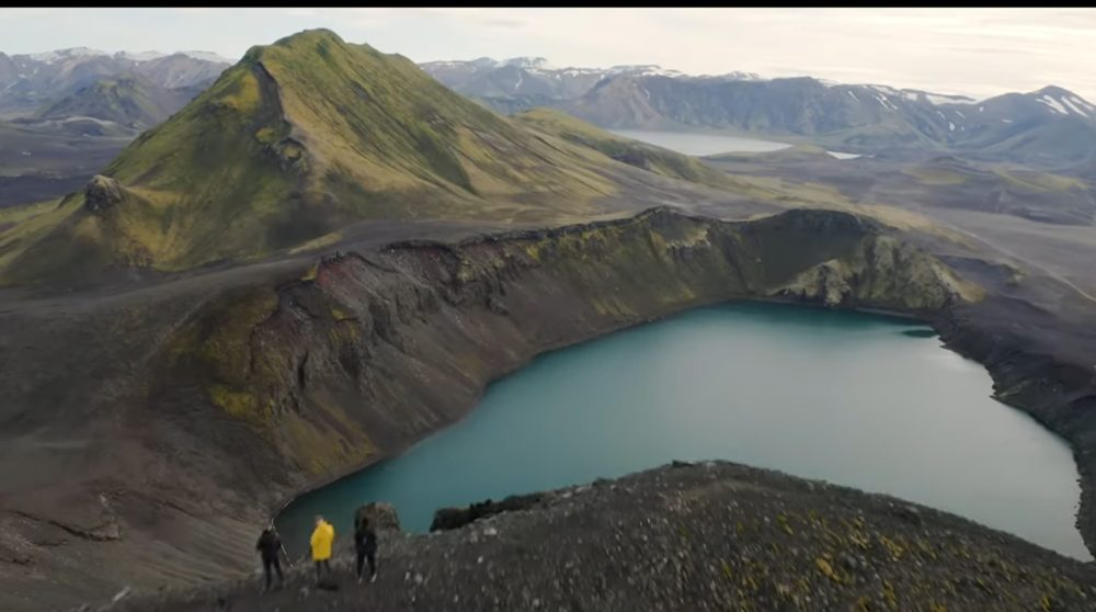 Stunning  Iceland road trip video