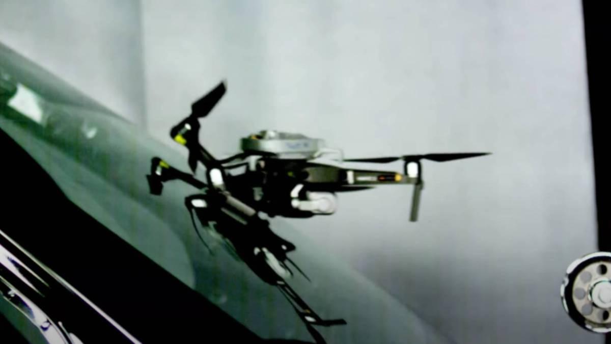 Mavic 2 Pro fly windshield