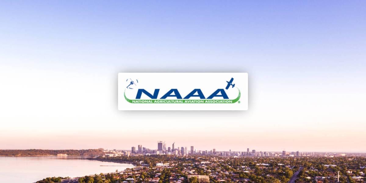 NAAA drone pilots food