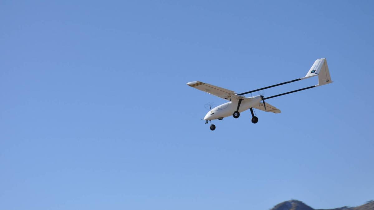 SkyTask FAA waiver BVLOS