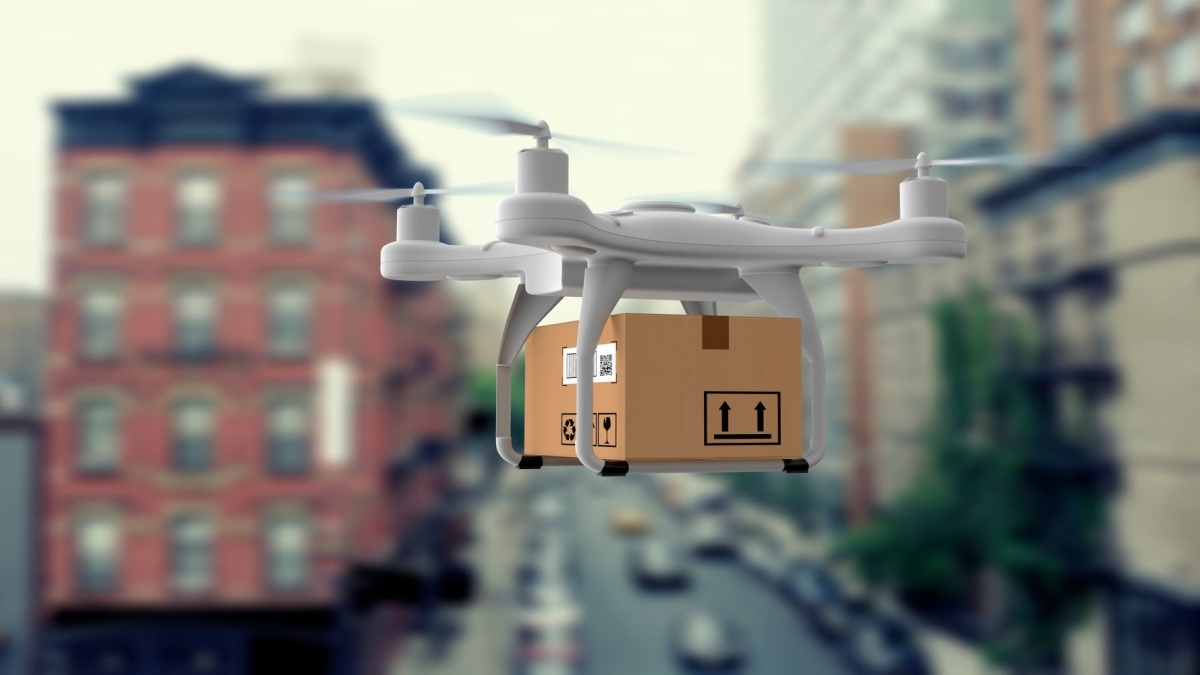 uk drone delivery