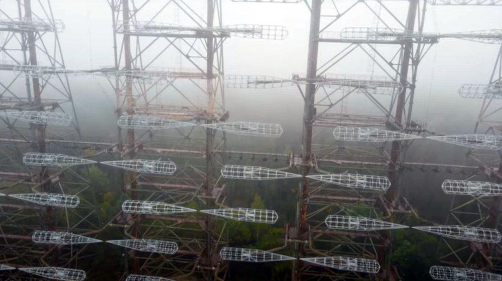 Drone tour one of the most hazardous places