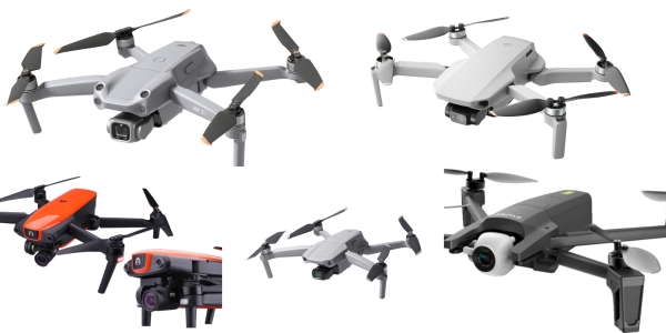 best drones under $1,000