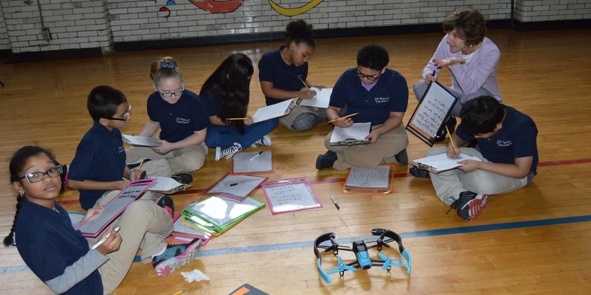 drone math education