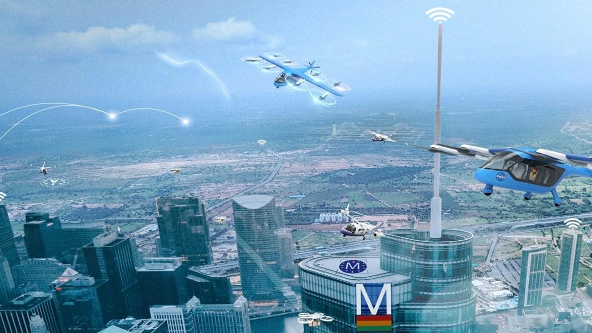 BVLOS drone Virginia