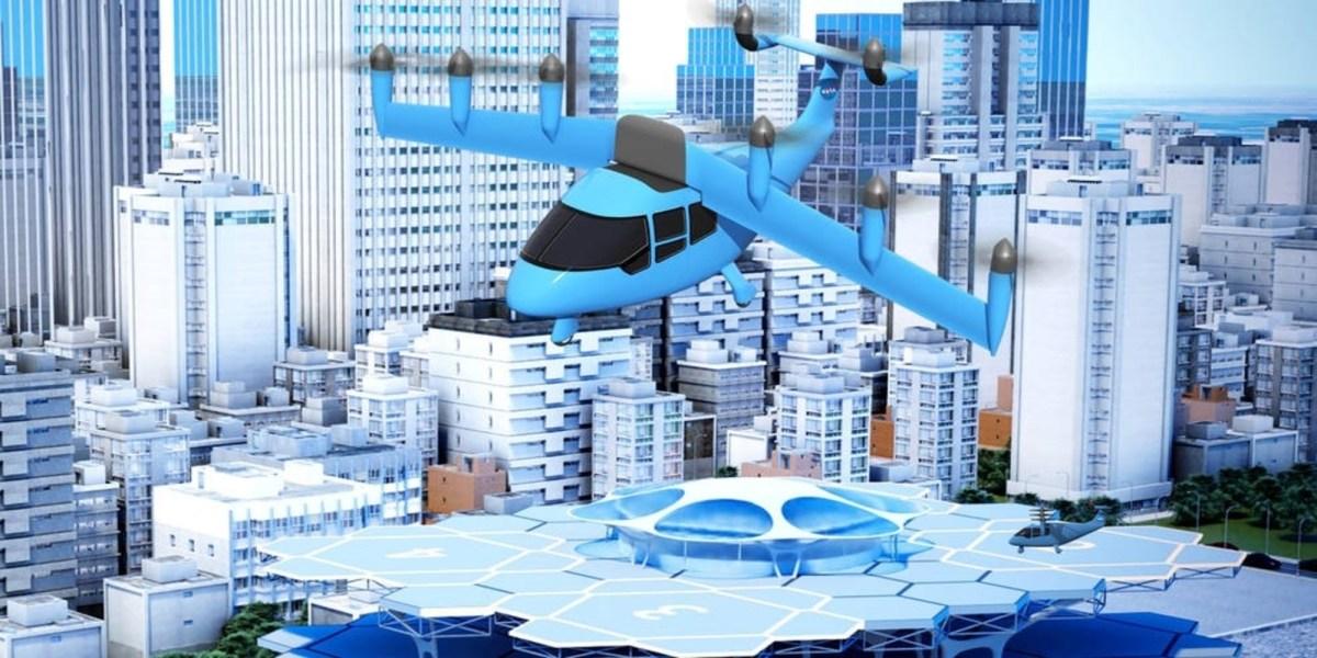NASA Advanced Air Mobility