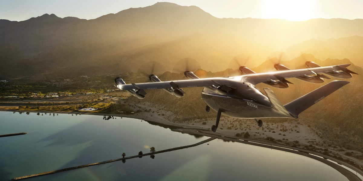 flying taxi los angeles