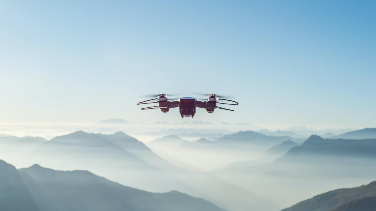 drone industry trend