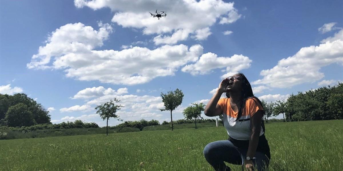 drone screams
