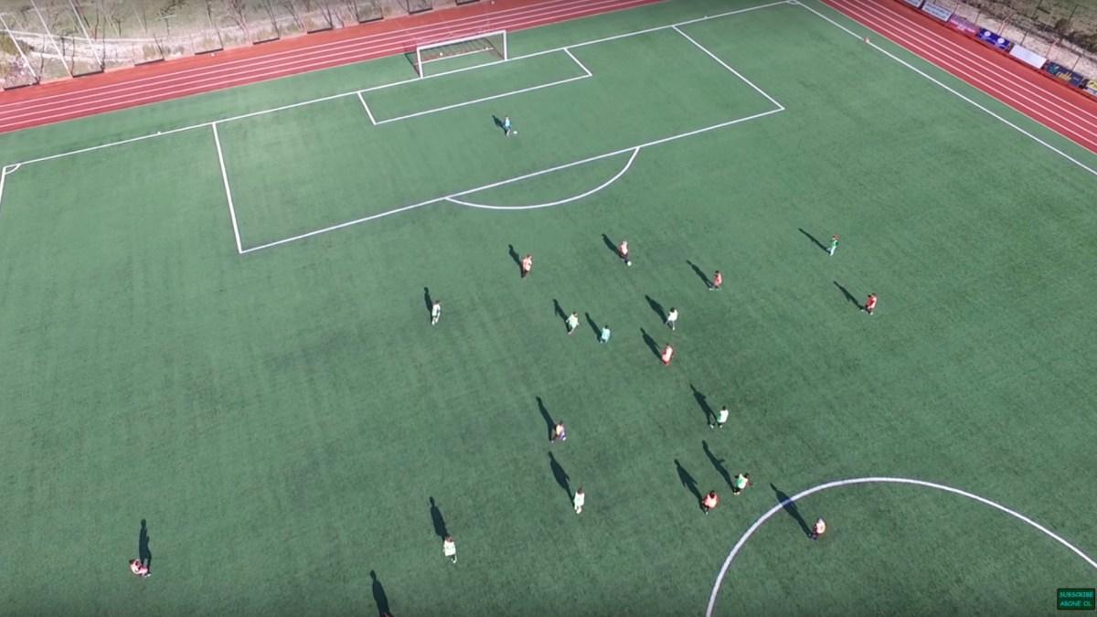 drones spies soccer