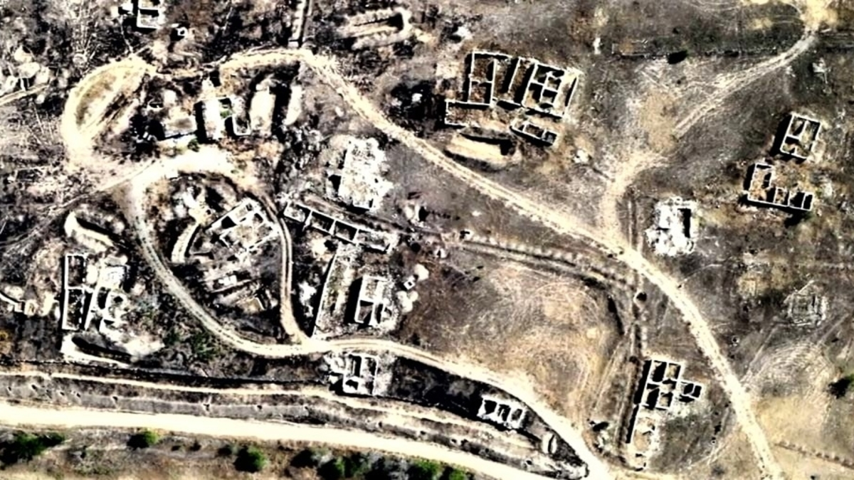karabakh by drone